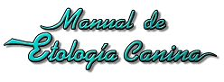 Manual de Etolog�a Canina